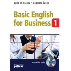 Basic English for Business. Część 1 + CD (opr. miękka)