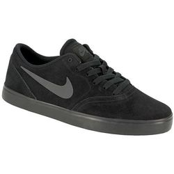 buty Nike SB Check - Black/Black/Anthracite
