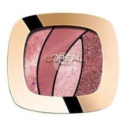 L'Oreal Color Riche Quad (W) cienie do powiek S10 Seductive Rose 2,5g