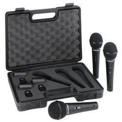 Behringer ULTRAVOICE XM1800S zestaw mikrofonów dynamicznych