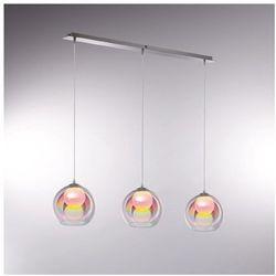 Ideal Lux lampa wisząca Nemo SB3 Iride
