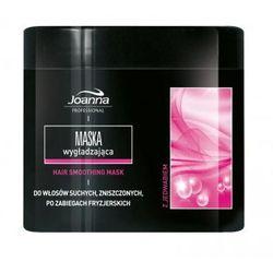 Joanna Maska do włosów wygładzająca z jedwabiem 500g