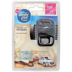 AMBI PUR 7ml Car Moonlight Vanillia odświeżacz powietrza do samochodu