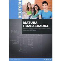 Matura rozszerzona. Repetytorium z języka niemieckiego + zakładka do książki GRATIS (opr. broszurowa)