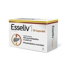 Esseliv, 300 mg, kaps., 50 szt