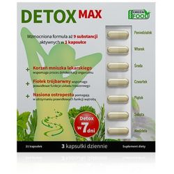 Suplement diety Detox Max