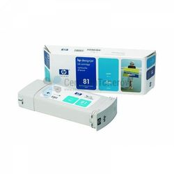 HP oryginalny ink C4931A, No.81, cyan, 680ml, HP DesignJet 5000, PS, UV, 5500, PS, UV