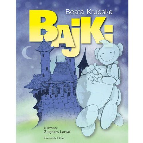 Bajki - Beata Krupska - ebook