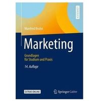 Marketing Bruhn, Manfred