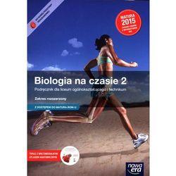 Biologia na czasie LO kl.2 podręcznik / zakres rozszerzony (opr. miękka)