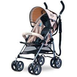 Caretero Alfa wózek dziecięcy spacerówka beige nowość 2016
