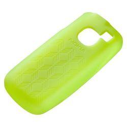 Etui Silikonowe Nokia CC-1027 Zielone do Nokia C1-01 - Zielone