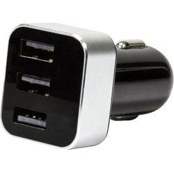Ładowarka USB LogiLink PA0107, 3100 mA, 3 x