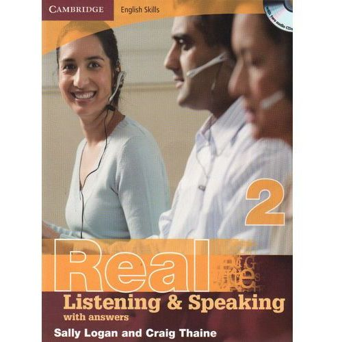 Cambridge English Skills Real Listening & Speaking 2 Paperback with Answers and Audio CDs (2) (opr. miękka)