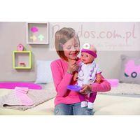 Baby Born Lalka Interaktywna Doktor 43cm