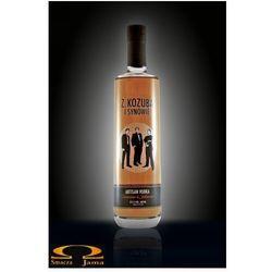 Wódka Kozuba Aristan Vodka Żurawina & Jałowiec 0,5l