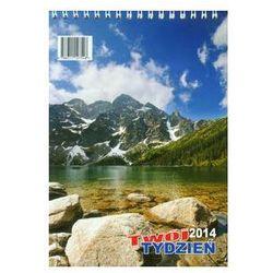Kalendarz 2014 Twój tydzień A5