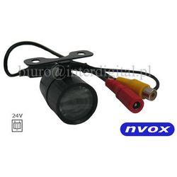 Samochodowa kamera cofania wodoszczelna noktowizja 24V