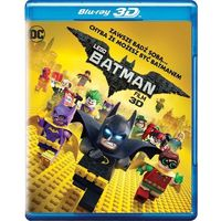 LEGO BATMAN: FILM (2BD 3-D)