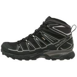 Salomon XULTRA MID 2 GTX Buty trekkingowe black/aluminium