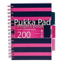 Kołozeszyt Pukka-Pad Jotta Navy 7052 A4/200k. kratka