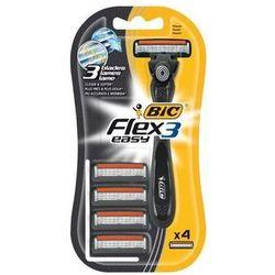 Maszynka do golenia Flex3 Easy + 4 wkłady