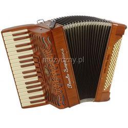 Paolo Soprani Folk 96 34/3/5 96/4/3 akordeon (wykończenie drewniane) Płacąc przelewem przesyłka gratis!
