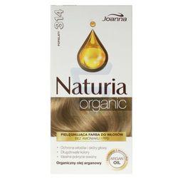 Joanna Naturia Organic Farba do włosów bez amoniaku Popielaty nr 314