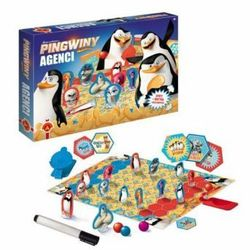 Agenci. Pingwiny z Madagaskaru