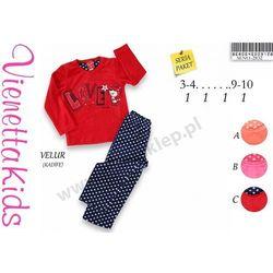 Piżama dziecięca 009128 Vienetta Secret
