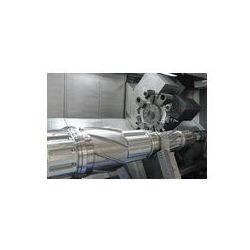 Foto naklejka samoprzylepna 100 x 100 cm - Tokarki, cnc, frezowanie frez