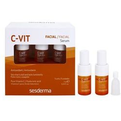 Sesderma C-Vit serum dwuskładnikowe o działaniu odmładzającym + do każdego zamówienia upominek.