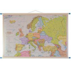 Europa mapa ścienna polityczna 1: 7 000 000 EkoGraf