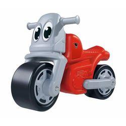 Big, Jeździk dziecięcy, Motor, Czerwony Darmowa dostawa do sklepów SMYK