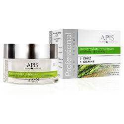 APIS Siła Natury 5 Zbóż Krem stymulująco - wygładzajacy 50ml