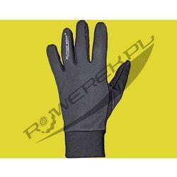 07-131056 Rękawiczki kolarskie AUTHOR WINDSTER zimowe czarne S