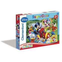 Puzzle 60 Klub Przyjaciół Myszki Miki