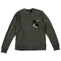 sweter BLEND - Sweatshirt Green Ink (77192) rozmiar: XXL