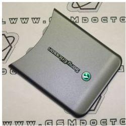 Pokrywa baterii Sony Ericsson W580i szara