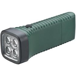 Latarka LED AccuLux Multi 413262, 12 h, NiMH 4,8 V/550 mAh,Zielony
