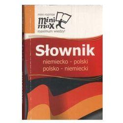 Minimax Słownik niemiecko - polski polsko - niemiecki