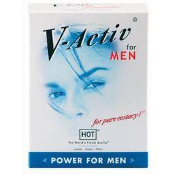 V-Activ for Men 20 kaps. KAPSUŁKI NA POTENCJĘ 44530