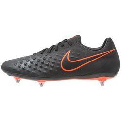 Nike Performance MAGISTA ONDA II SG Korki wkręty black/total crimson