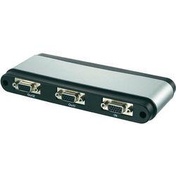 Rozdzielacz splitter video VGA, 1 x IN => 4 x OUT, 1280 x 1024 px