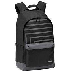 10181fd85373b PLECAK ADIDAS CLASSIC M BOS BR1559 granatowo-czarny, czarne logo
