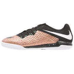 Nike Performance HYPERVENOMX FINALE IC Halówki metallic red bronze/green glow/black/white
