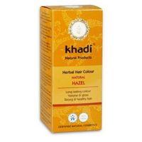 Henna do włosów ORZECHOWY BRĄZ - KHADI