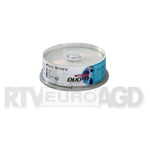 Sony DVD+R 16X 4.7GB (25 CAKE)
