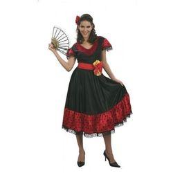 Tancerka Hiszpanka - M przebrania dla dorosłych
