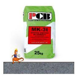PCB ZAPRAWA MURARSKA Z TRASEM DO KLINKIERU MK-3t 25KG SZARA